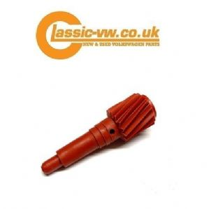 Speedo Cable Drive Gear, Red 171957821B Mk1 / 2 Golf, Jetta, Scirocco, Caddy
